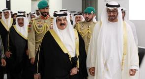 """وزير الخارجية البحريني: مواجهة إيران أهم من القضية الفلسطينية.. ونظيره الإماراتي يبرر اعتداءات """"إسرائيل"""" على سوريا"""