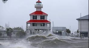 """الرئيس الأميركي يعلن ولاية لويزيانا """"منطقة كوارث"""" جراء إعصار """"ايدا"""""""