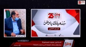 وزارة الصحة لوطن: الحديث عن موجة رابعة لكورونا للتحذير وليس للترهيب وعلى المواطنين الالتزام بالإجراءات الوقائية خاصة خلال عيد الأضحى