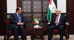 الرئيس يستقبل وفداً من جهاز المخابرات المصرية