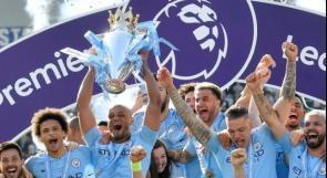 مانشستر سيتي يحتفظ بلقب الدوري الإنجليزي وليفربول في المركز الثاني