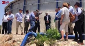 الاتحاد الأوروبي لوطن: سنواصل دعم المزارعين الفلسطينيين سياسيا وماليا والاستثمار في الزراعة