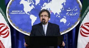 قاسمي: قمة ثلاثية تضم روسيا وتركيا في طهران الشهر المقبل