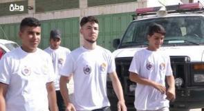 الائتلاف الوطني للمساءلة المجتمعية يطلق حملة الضغط والمناصرة والأمن من محافظة نابلس