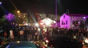 صور وفيديو .. المئات يشاركون في تظاهرة الغضب في حيفا