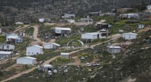 اللجنة الوزارية الإسرائيلية للتشريع تناقش شرعنة 66 بؤرة استيطانية