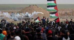 حكومة الاحتلال تتوعد باستهداف الناشطين في قطاع غزة