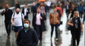بريطانيا تسجل 36 ألف إصابة و64 وفاة جديدة بكورونا