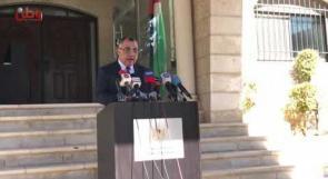 الناطق باسم الحكومة ينفي لوطن مزاعم الاحتلال نقل جزء من لقاحات كورونا من السلطة إلى الأردن