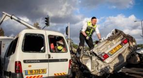 ارتفاع كبير في القتلى من فلسطينيي48 في حوادث الطرق