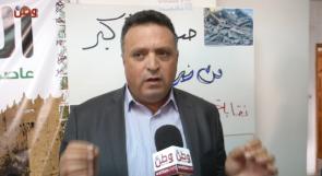 نقيب الصحفيين لوطن : مقرنا في غزة مفتوح للزملاء في فضائية الأقصى بعد قصفها