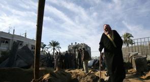 """""""الأثريون العرب"""" يطالب اليونسكو بالتدخل لحماية آثار غزة من القصف"""