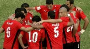 المنتخب المصري يواجه افريقيا الوسطى دون لاعبي الاهلي