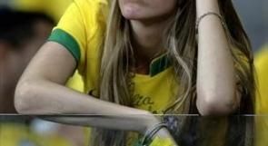 بالصور ... صدمة في البرازيل