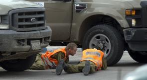 اصابة 18 اسرائيلي ... القسام يعاود قصف حيفا بـ R160 واللد ورحوفوت بـ سجيل 55