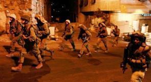 محدث .. قوات الاحتلال تقتحم مدينتي رام الله والبيرة