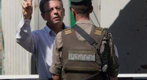 لجنة الحريات تدين الاعتداء على النائب البرغوثي وتطالب بمعاقبة المعتدين