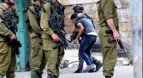 قوات الاحتلال تعتقل فتى من القدس