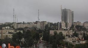 ارتفاع طفيف على الحرارة والفرصة مهيأة لأمطار متفرقة