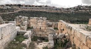 دير سمعان محرم على الفلسطينيين