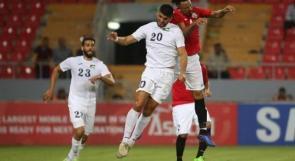 فيديو | فلسطين تفوز على اليمن  (1-0)