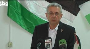 مصطفى البرغوثي يدعو لاستراتيجية وطنية بديلة لنهج المفاوضات
