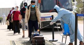 """""""الخارجية"""": إجلاء الأعداد المتبقية من العالقين إلى قطاع غزة غدا"""