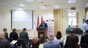أبو كشك: علاقات جامعة القدس وشراكاتها العالمية تستهدف تدريب الطلبة وتوظيفهم