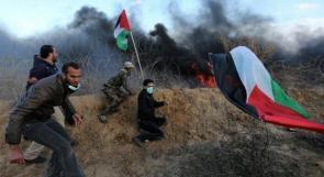 للجمعة الرابعة .. فلسطين تنتفض للعودة