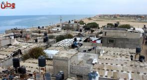 القرية السويدية في غزة تستغيث عبر وطن لإنقاذها