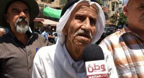 في الذكرى الـ71 للنكبة.. أبو عاهد يحلم بالعودة الى الكفرين قضاء حيفا