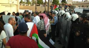 حراك رفع العقوبات عن غزة لوطن : القمع والمنع لن يثنينا عن مواصلة حراكنا