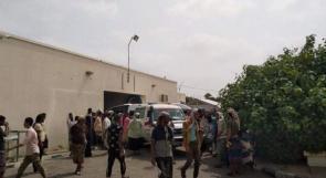 مقتل 30 جندياً على الأقل بهجوم للحوثيين على أكبر قاعدة عسكرية باليمن