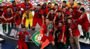 البرتغال تتوج بالنسخة الأولى من دوري الأمم الأوروبية