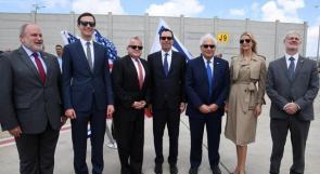 """غرينبلات: ما نشرته القناة العبرية العاشرة حول """"صفقة القرن"""" غير دقيق"""