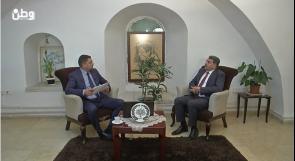 رئيس بلدية رام الله لوطن: أكشاك الحراسة أمام بيوت المسؤولين والمقار الأمنية غير قانونية لكن الحاجة تمليها