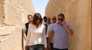 """بعد 87 سنة.. """"الآثار"""" المصرية تفتح مقبرة """"محو"""" وتكشف أسرارها"""
