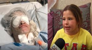 غادة في غيبوبة منذ عام.. وشقيقتها شهد ينتظرها ذات المصير إن لم يؤمن دواؤها!