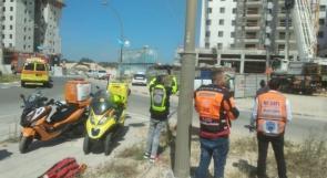 مصرع 4 مستوطنين في حادث بناء