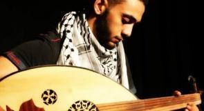 """خاص لـ""""وطن"""": بالفيديو.. غزة: البلبيسي ولد من رحم عائلة فنية فأصبح """"العود"""" رفيقه"""