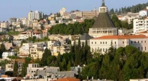 """جريمة إطلاق النار على مكاتب """"شركة العفيفي"""" في الناصرة"""