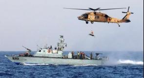 خوفاً على الغاز والنفط بالمتوسط .. الاحتلال يعزز أسطوله بـ 4 سفن حربية