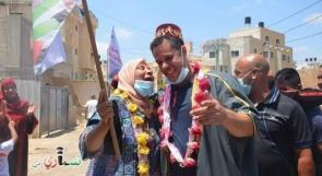 الاحتلال يفرج عن الأسير لينين الطوري من الداخل المحتل