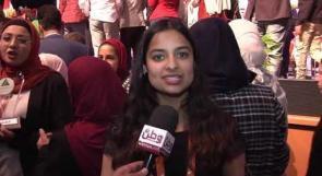 الولويل لوطن: مسابقة الشركة الطلابية اصبحت تقليدا سنويا لانجاز فلسطين وهدفها تعليم الطلاب كيف يصبحوا رجال اعمال ناجحين