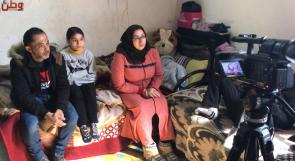يعيشون في قفص.. عائلة زمزوم تناشد عبر وطن لعلاج طفليها وتحسين ظروف عيشها