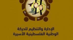 هيئة الأسرى تصدر كتابًا باسم الإدارة والتنظيم للأسرى للكاتبين أبو بكر وحمدونة