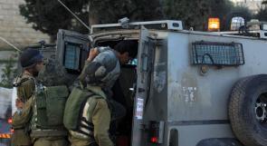 قوات الاحتلال تعتقل شابين من عنبتا شرق طولكرم