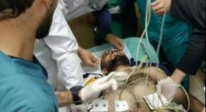 النقابة: تراجع خطير على صحة الصحفي أحمد أبو حسين