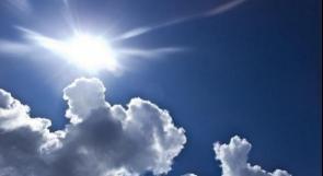 أجواء صيفية وارتفاع على درجات الحرارة
