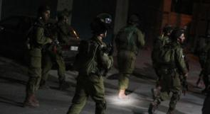 طولكرم | الاحتلال يطلق النار على شاب بزعم محاولته دهس جنود